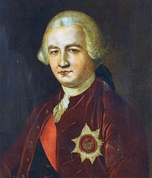 General Robert Clive of the British East India Company