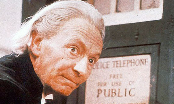 first doctor who
