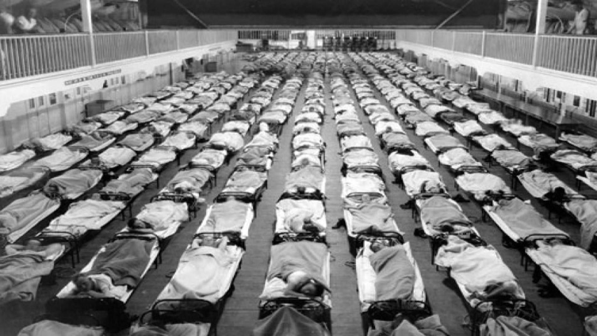 The 1918 Spanish Flu Beats all Pandemics Since the Black Plague ...
