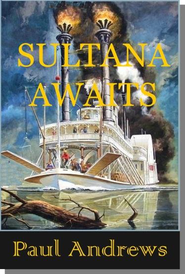 Sultana Awaits cover shadow