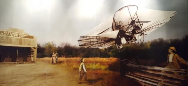 Ezekial airship