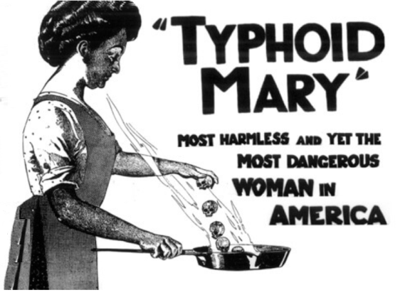 typhiod mary
