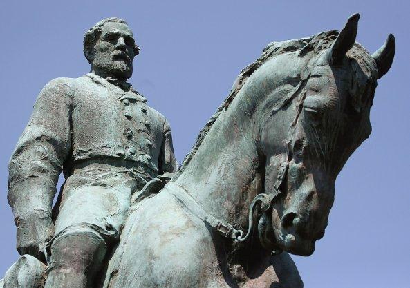 REL statue